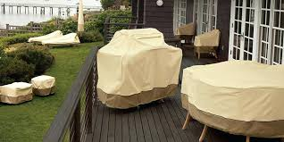 Patio Furniture Winter Covering Old